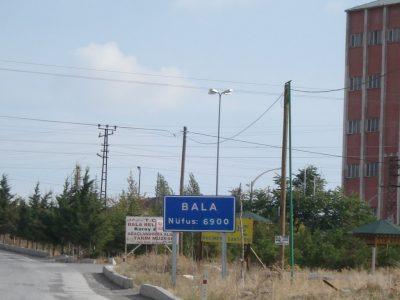 Ankara Bala İlçesi Mahalleleri
