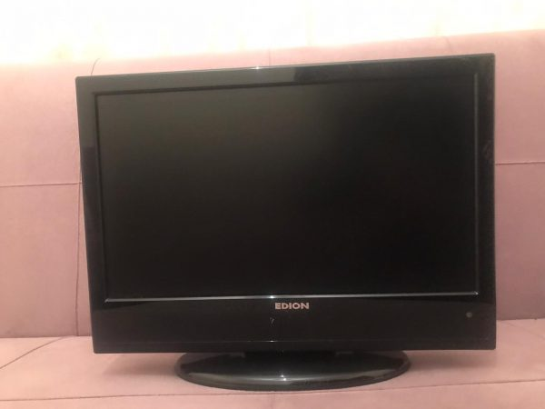 Küçük Ekran LCD Televizyon